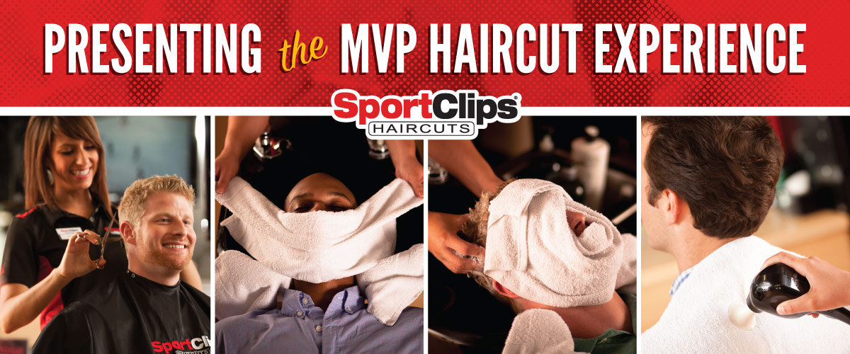 The Sport Clips Haircuts of Shops @ Montano & Coors MVP Haircut Experience