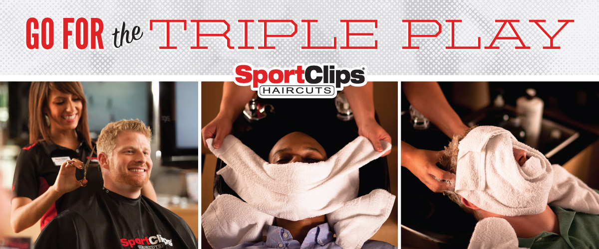 The Sport Clips Haircuts of Shops @ Montano & Coors Triple Play